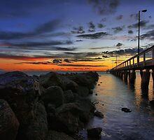 Wellington Point by David James