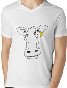 more moo moo Mens V-Neck T-Shirt