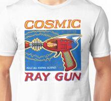 Cosmic Ray Gun Unisex T-Shirt