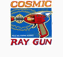 Cosmic Ray Gun Unisex T-Shirt