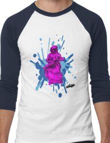 SCULPTURE ART Men's Baseball ¾ T-Shirt