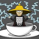 Storm in a teacup by Optimapress