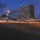 Night Time Traffic by Roxanne du Preez