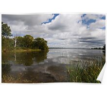 Natural Water Scenic Poster