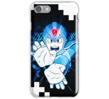 Megaman X-Hadouken iPhone Case/Skin