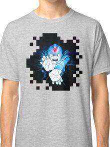 Megaman X-Hadouken Classic T-Shirt
