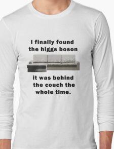 I found the Higgs Boson Long Sleeve T-Shirt