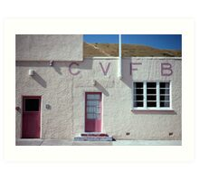 """CVFB"" Art Print"