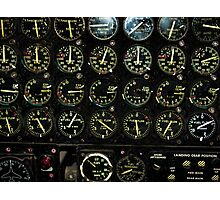 Gauges from the Past Photographic Print