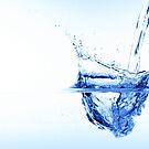 Water splash by bsilvia