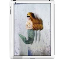 Protecting an Endangered Species  iPad Case/Skin