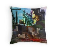 The New Arrivals Throw Pillow