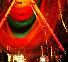 Colorful Rides by JGetsinger