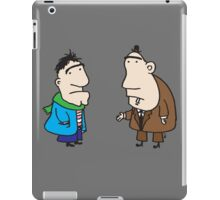 The contact iPad Case/Skin