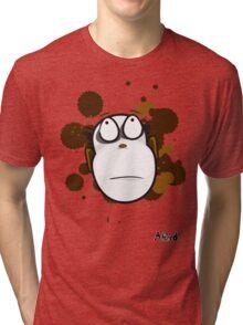 Poo Monkey Tri-blend T-Shirt