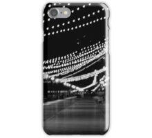 Night Lights on the Boardwalk   ^ iPhone Case/Skin