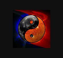 Sun & Moon as Yin/Yang Unisex T-Shirt