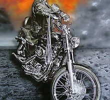 Wheels of Thunder by Belinda  Da Fonseca