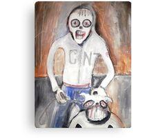 Nice Doggy Canvas Print