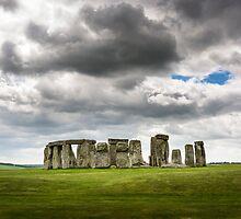 Stonehenge by Carolyn Eaton