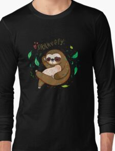 I am so slothvely Long Sleeve T-Shirt