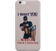 Language  iPhone Case/Skin
