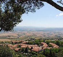 Volterra in Tuscany by 29Breizh33