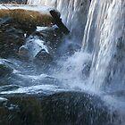 Bottom Of The Falls by JGetsinger