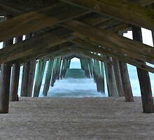Under The Pier by JGetsinger