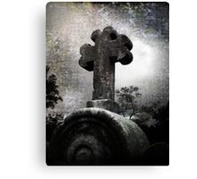 Cross  Canvas Print