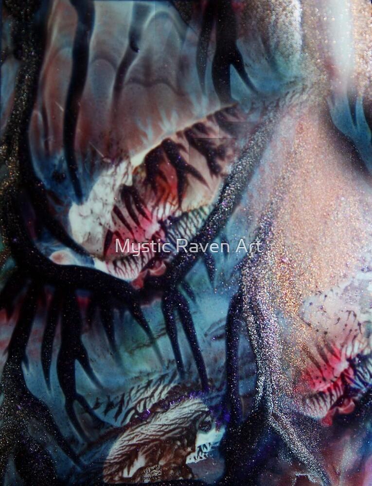 ~Conscious Shape Shifting~ by Mystic Raven Art