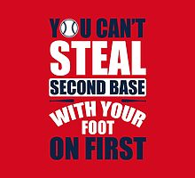 You can't steal second base with your foot on first - red/blue by nektarinchen