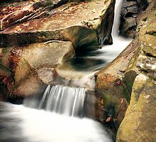 Chutes and Tubs by Aaron Campbell