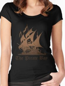 TPB Ultimate Women's Fitted Scoop T-Shirt
