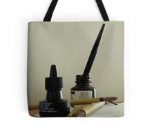 Tools of the writing craft Tote Bag