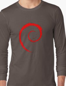 DEBIAN ULTIMATE Long Sleeve T-Shirt