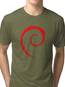 DEBIAN ULTIMATE Tri-blend T-Shirt