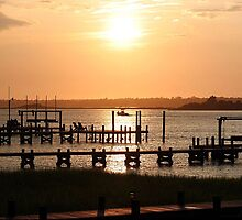 Bogue Sound by JGetsinger