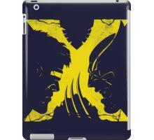 X-Mutants (Yellow) iPad Case/Skin