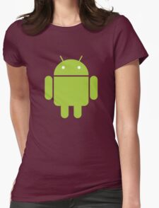Android Ultimate Womens Fitted T-Shirt