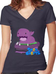 StarCraft Ultimate Art Women's Fitted V-Neck T-Shirt