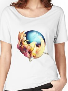 FIREFOX ULTIMATE Women's Relaxed Fit T-Shirt