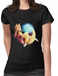FIREFOX ULTIMATE Womens Fitted T-Shirt