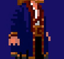 Guybrush (Monkey Island 2) by themasrix