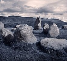 Castlerigg Stone Circle by Peter Vines