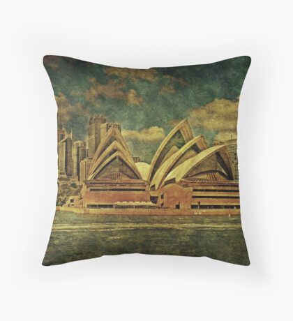 SOH Different.... Throw Pillow