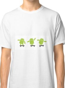 ANDROID EXPLORER Classic T-Shirt