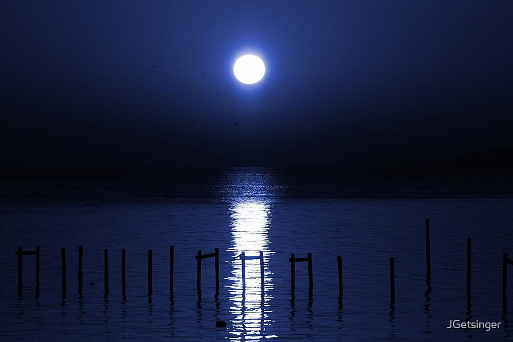 Sun As Moon by JGetsinger