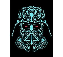 Darth Vader Photographic Print