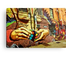 Idol Hands Metal Print